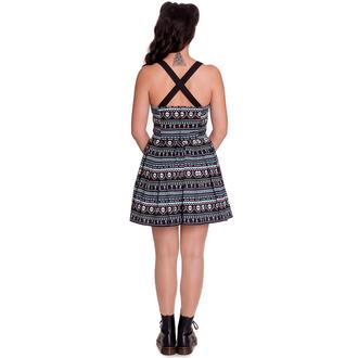 obleko ženske HELL BUNNY - Inca Mini, HELL BUNNY