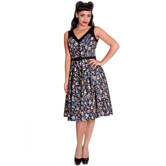 obleko ženske HELL BUNNY - Rock On 50´s, HELL BUNNY