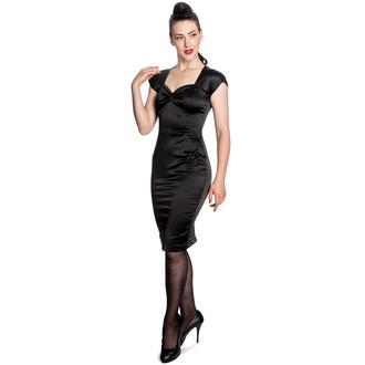 obleko ženske HELL BUNNY - Angie - Črno, HELL BUNNY