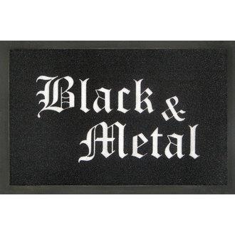 predpražnik Črno & Metal - ROCKBITES, Rockbites