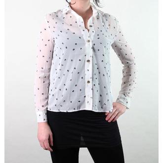majica ženske VANS - Effie - Bela, VANS
