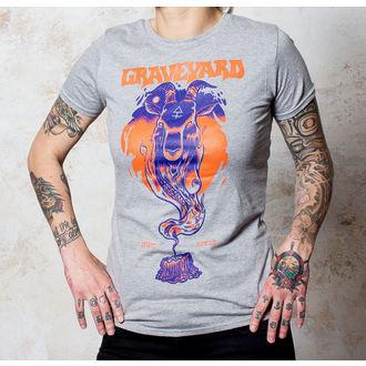 majica kovinski ženske Graveyard - Satan - Buckaneer, Buckaneer, Graveyard