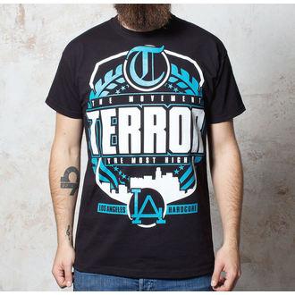 majica kovinski moški Terror - Most High - Buckaneer, Buckaneer, Terror