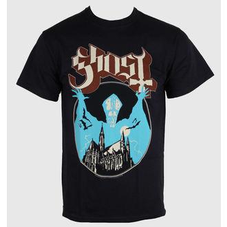 majica kovinski moški Ghost - - ROCK OFF, ROCK OFF, Ghost