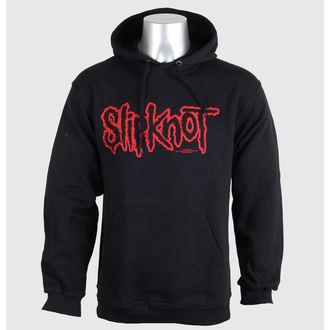 Moška jopa s kapuco Slipknot - Logo - Črna - Bravado EU, BRAVADO EU, Slipknot