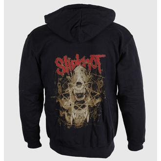 mikina pánská Slipknot - Skull Teeth - Blk - BRAVADO EU, BRAVADO EU, Slipknot