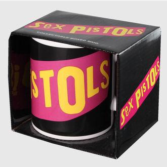skodelico Sex Pistols - Classic Logo - ROCK OFF, ROCK OFF, Sex Pistols