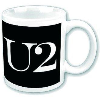 Šalica - U2 - Logo - ROCK OFF, ROCK OFF, U2