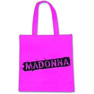 vreča (ročna torba) Madonna - Logo - ROCK OFF, ROCK OFF, Madonna