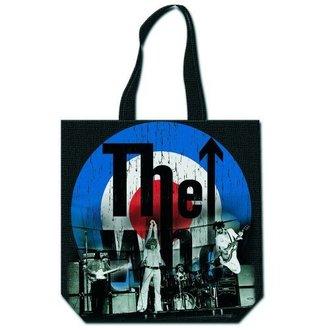 vreča (ročna torba) The Who - Target - ROCK OFF, ROCK OFF, Who