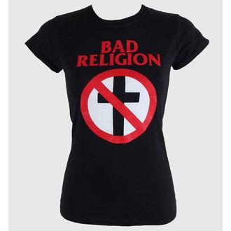 Metal majica ženske Bad Religion - Cross Buster - KINGS ROAD, KINGS ROAD, Bad Religion