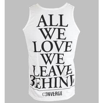 na vrh moški Converge - All We Love - Bela - KINGS ROAD, KINGS ROAD, Converge