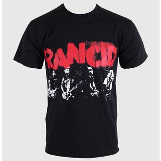 majica kovinski moški unisex Rancid - Let The Dominoes - KINGS ROAD, KINGS ROAD, Rancid
