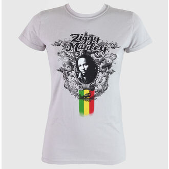 majica kovinski ženske unisex Ziggy Marley - Peaceful - KINGS ROAD, KINGS ROAD, Ziggy Marley