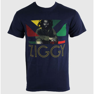 majica kovinski moški unisex Ziggy Marley - Blue Navy - KINGS ROAD, KINGS ROAD, Ziggy Marley