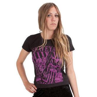 majica kovinski ženske unisex Graveyard - Goliath - NUCLEAR BLAST, NUCLEAR BLAST, Graveyard