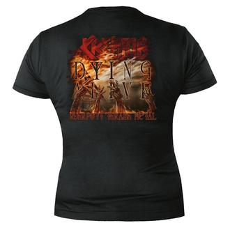 majica kovinski ženske unisex Kreator - Dying Alive - NUCLEAR BLAST, NUCLEAR BLAST, Kreator