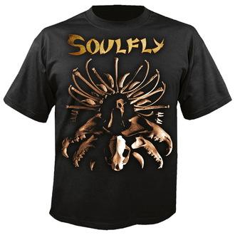 Metal majica moški unisex Soulfly - Bones - NUCLEAR BLAST, NUCLEAR BLAST, Soulfly