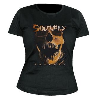 Metal majica ženske unisex Soulfly - Savages - NUCLEAR BLAST, NUCLEAR BLAST, Soulfly