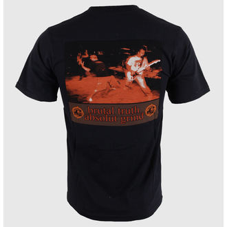 majica kovinski moški unisex Brutal Truth - Smoke Grind Sleep - RAGEWEAR, RAGEWEAR, Brutal Truth