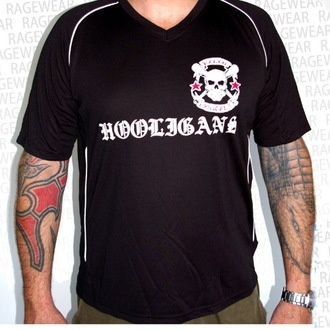majica kovinski moški unisex Rancid - Hooligans - RAGEWEAR, RAGEWEAR, Rancid