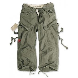 kratke hlače 3/4 moški SURPLUS - Vintage - Oljka, SURPLUS