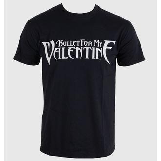 majica kovinski moški unisex Bullet For my Valentine - Logo - BRAVADO EU, BRAVADO EU, Bullet For my Valentine