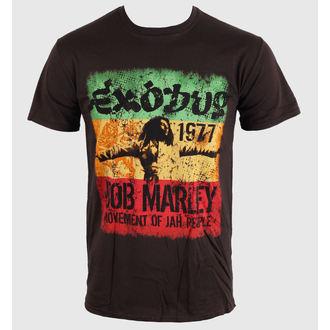 majica kovinski moški unisex Bob Marley - - BRAVADO EU, ROCK OFF, Bob Marley