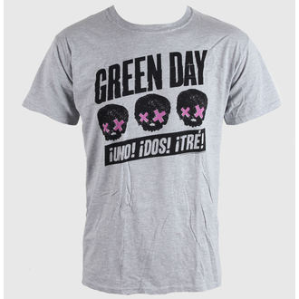 Metal majica moški unisex Green Day - Heads Better Than - BRAVADO EU, BRAVADO EU, Green Day