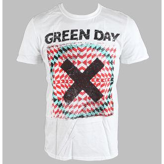 majica kovinski moški unisex Green Day - Xllusion - BRAVADO EU, BRAVADO EU, Green Day