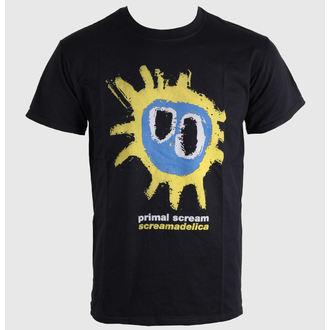 majica kovinski moški unisex Primal Scream - Yellow - BRAVADO EU, BRAVADO EU
