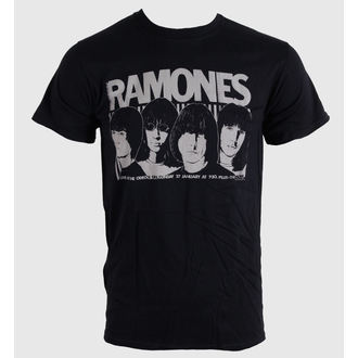 majica kovinski moški unisex Ramones - Odeon Poster - BRAVADO EU, BRAVADO EU, Ramones