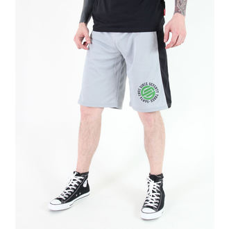 kratke hlače moški SANTA CRUZ - CIRCULATE BASKETBALL - SIVA, SANTA CRUZ