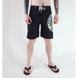 kopalke moški (kratke hlače) SANTA CRUZ - MF ORIGINAL - Črno, SANTA CRUZ