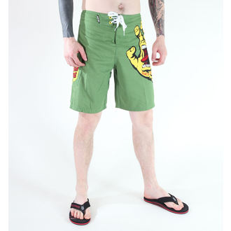 kopalke moški (kratke hlače) SANTA CRUZ - HAND - MINT ZELENA, SANTA CRUZ