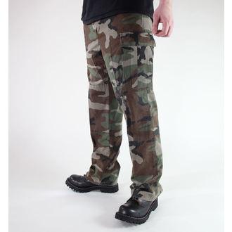 hlače moški MIL-TEC - US Feldhose - Predpranje W / L, MIL-TEC
