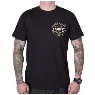 Moška ulična majica - STARTER - BLACK HEART, BLACK HEART