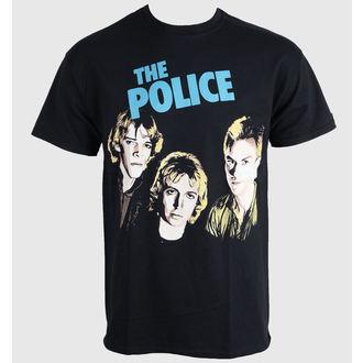 majica kovinski moški otroci Police - Outlandos D'amour - PLASTIC HEAD, PLASTIC HEAD, Police