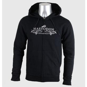 jopa s kapuco moški Mastodon - Leviathan Logo - PLASTIC HEAD, PLASTIC HEAD, Mastodon