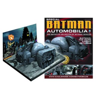 dekoracija , motorno kolo Batman - The Dark Knight - Poseben Tank, NNM, Batman