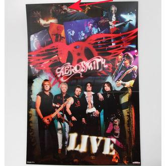 sliko 3D Aerosmith - Pyramid Posters - PPLA70121, PYRAMID POSTERS, Aerosmith