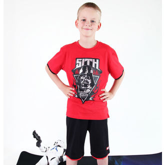 film majica moški otroci Star Wars - Star Wars Clone - TV MANIA - rdeča, TV MANIA, Star Wars