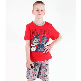 pajama fantje TV MANIA - Angry Birds - rdeča, TV MANIA