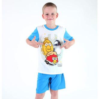 pajama fantje TV MANIA - Angry Birds - Bela, TV MANIA