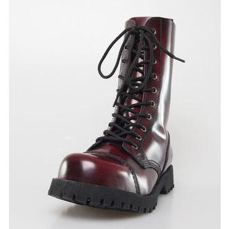 čevlji NEVERMIND - 10 očesca - Bordeaux Polido, NEVERMIND