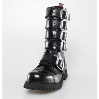 čevlji NEVERMIND - 14 očesca - Polido Black, NEVERMIND
