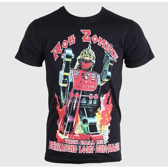 majica kovinski moški otroci Rob Zombie - Lord Dinosaur - ROCK OFF, ROCK OFF, Rob Zombie