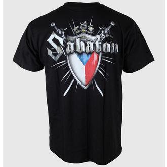 majica kovinski moški otroci Sabaton - Swedisch - CARTON, CARTON, Sabaton