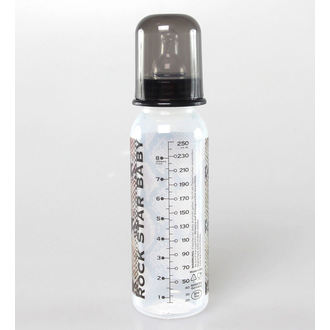 otroka steklenica (250 ml) ROCK STAR BABY - Kača, ROCK STAR BABY