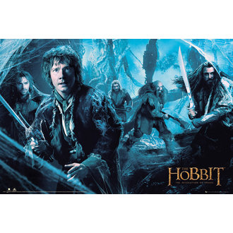 plakat The Hobit - Desolation of Smaug Mirkwood - GB posters, GB posters